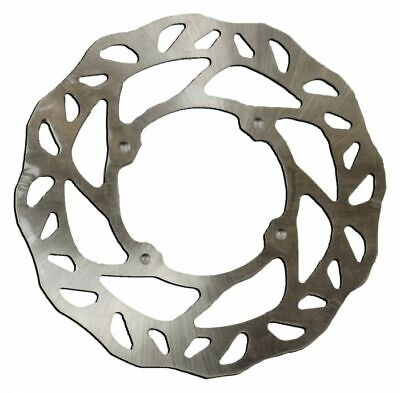 Armstrong Mx Front Solid Wavy Brake Disc To Fit Honda 220Mm