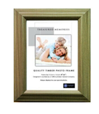 "Photo Frame Picture Frames 4x6 5x7"" 6x8 8x10 10x13 11x14 A4 16X20 Timber Decor"