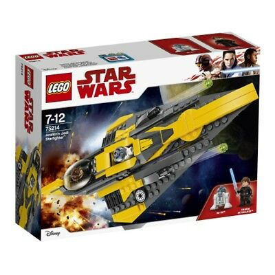 Lego Star Wars Anakin Jedi Starfighter Taken From 75214 Ship And