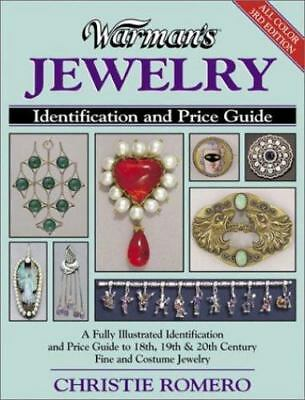 Warman's: Warman's Jewelry : A Fully Illustrated Identification and Price Guide
