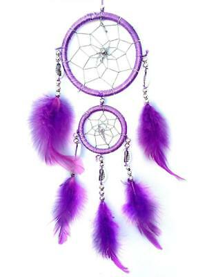 Handmade Dream Catcher Wall or Car Hanging Decoration Ornament ( with a...