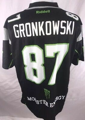 gronk monster jersey