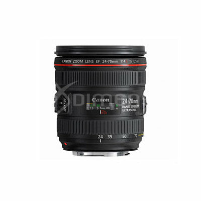 Canon EF 24-70mm f/4L IS USM Lens Stock in EU Nuevo