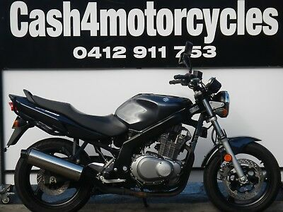 Suzuki Gs 500 Lams Approved 2012 Model In Fantastic Condition Only $3690