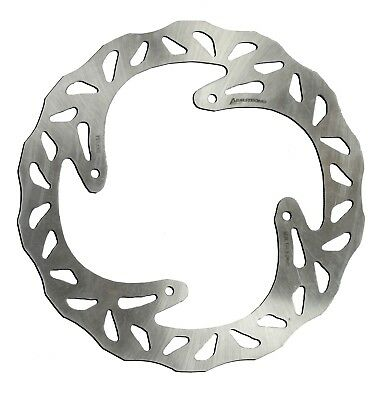 Armstrong Mx Front Solid Wavy Brake Disc To Fit Honda 240Mm