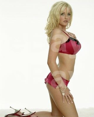 Michelle Marsh 10x8 Photo