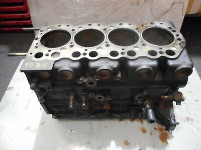 Reconditioned Cylinder Block Nissan Terrano Etc 2.7 Td27 Diesel 1993-2001 62440