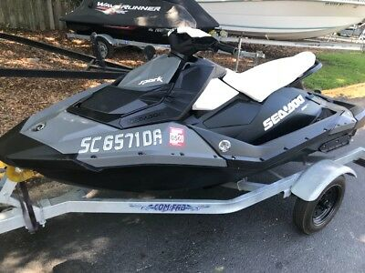 2014 SEA-DOO SEA Doo Spark 3 Up