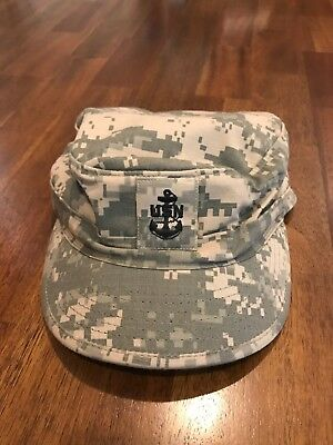 US Navy Camo hat size 7 great condition