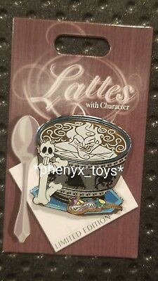 Disney Trading Pin Latte Lattes With Character Series Hercules Hades *OCTOBER*