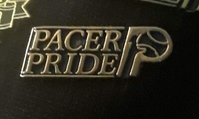 Indiana Pacers Pride Vintage Lapel Basketball Pin