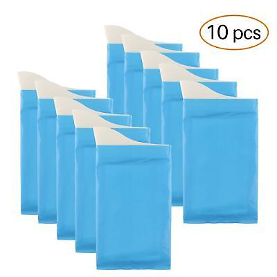 Disposable Urine Bags Camping Pee Travel Urinal Toilet For Men Women Pack of 10