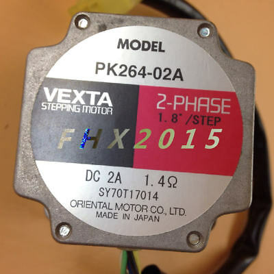 Vexta 2-Phase Stepping Motor Model PK264-02A