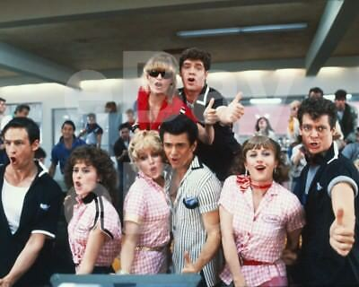 Grease 2 (1982) Michelle Pfeiffer, Adrian Zmed 10x8 Photo