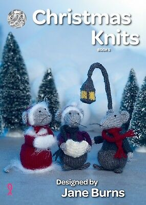 Christmas knit book 5  from King Cole