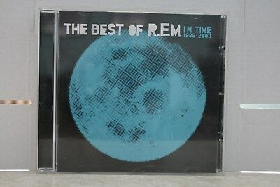 The Best Of Rem - In Time 1988 - 2003 Cd