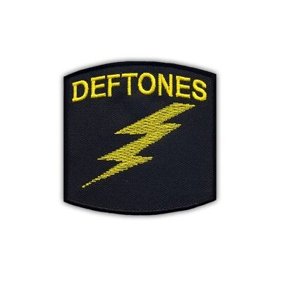 Deftones Embroidered PATCH/BADGE