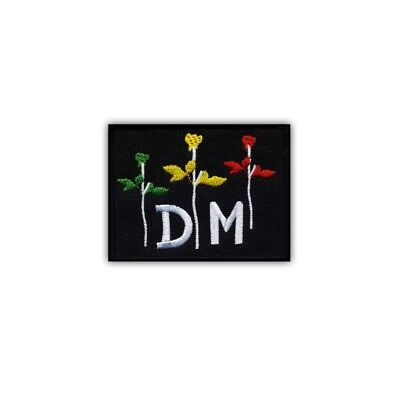 Depeche Mode Embroidered PATCH/BADGE