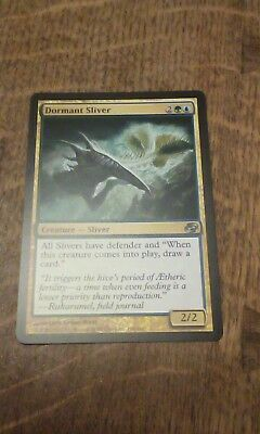 1x DORMANT SLIVER - Rare - Planar Chaos - MTG - Magic the Gathering