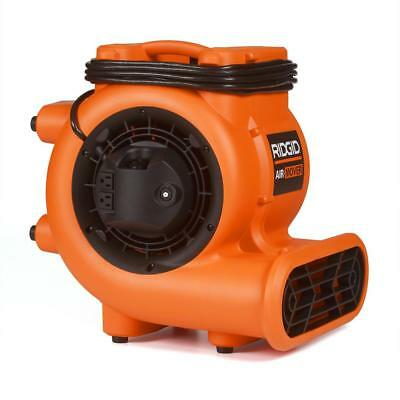 RIDGID 1625 CFM Blower Fan Air Mover with Daisy Chain AM2287 *