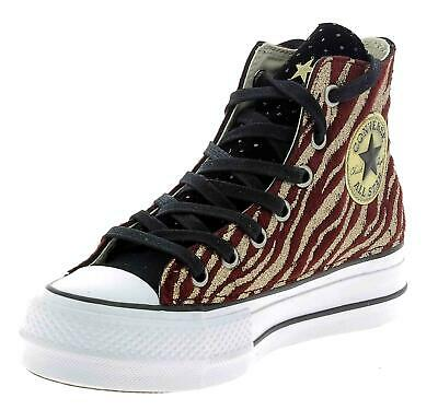 f19433dd9217 Converse Ctas Platform Lift Clean Canvas Glitterate Limited Edition 562915C