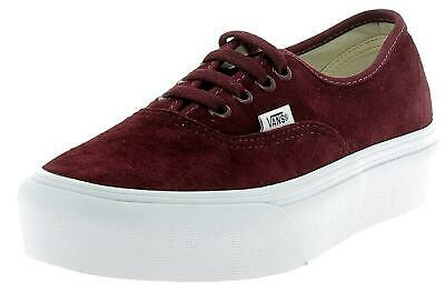 Vans Sportive Donna Scarpe Authentic Platform Bordeaux nvmwOyNP80