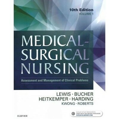 MEDICAL SURGICAL NURSING by Lewis 10th Edition Test Bank Only ...
