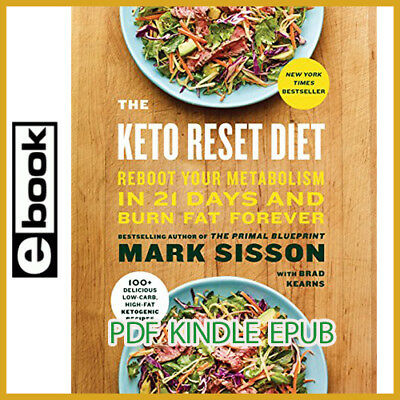 The keto Reset Diet 100 and Delicious Recipes