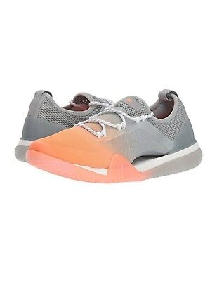 423ab03a5da Adidas Stella McCartney Women s Shoes Pure Boost X Tr 3.0 Glow Orange Size  5.5