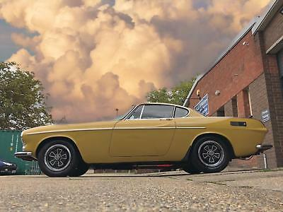 1971 Volvo 1800 E 29000 miles, last owner 32 years, 3 owners from new