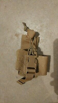 USMC Radio pouch tactical tailor PRC-153 IISR Coyote tan