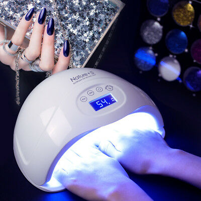 Professional 60W LED UV Nail Dryer Lamp Light Gel Polish Curing All Gels Machine
