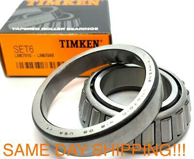 Timken Set 6, Set6 (LM67048 LM67010)Bearing Cone/Cup SAME DAY SHIPPING!!!