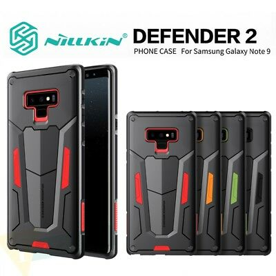 For Samsung Galaxy Note 9 Shockproof Tough Armor Hybrid Protective Case Cover