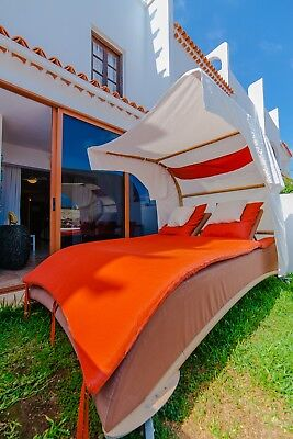 FREE PICK-UP from the AIRPORT , garden with BALI BED & views, sleep 7 pax !!!