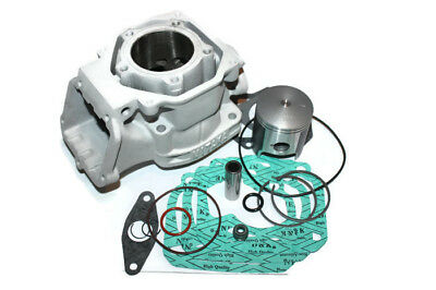 APRILIA RS RX 125 New Cylinder Kit 125 54,00 Piston Kit + Gaskets ROTAX 122