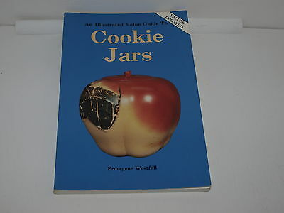 An Illustrated Value Guide To Cookie Jars by Ermagene Westfall Updated 1993
