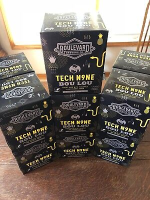 Tech N9ne Bou Lou (4) Collectible Cans and Container - Boulevard - LAST CALL