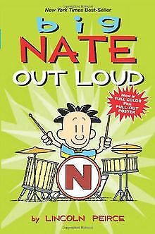 Big Nate Out Loud (Big Nate Comic Compilations) by Li...   Book   condition good