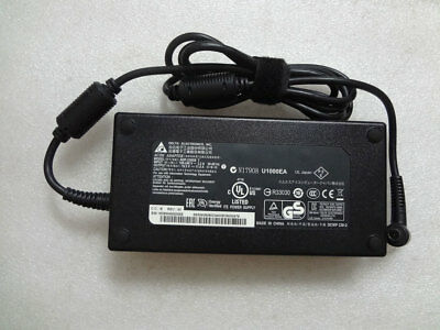 NEW Genuine OEM Delta 19.5V 11.8A fr MSI GE63VR 7RF RAIDER-075US 230W AC adapter