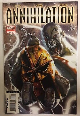 Annihilation #3 (2006) Marvel VF/NM