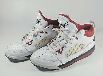 the best attitude 7962d 78d83 Nike Air Jordans Flight Kids Ladies Size 3y White Red Black