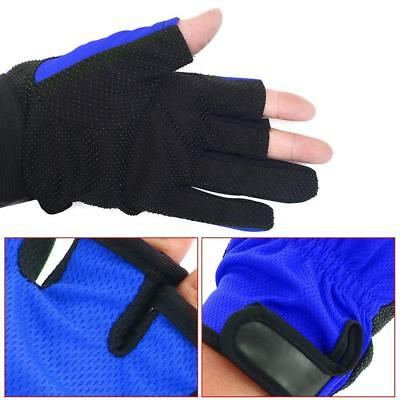 Stoff Angel Handschuhe Thermo Outdoor Anglerhandschuhe Skidproof Handschuhe Angelsport