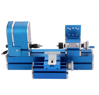 New Mini Wood-turning Lathe Woodworking Tool Machine 20000r/min for teaching