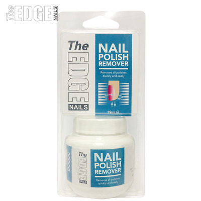 The Edge Nails Nail Polish Remover Pot Instantly Removes All Nail Polish Errors