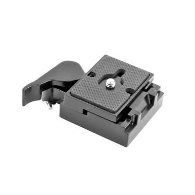 323 RC2 Quick Release Plate Clamp Adapter for Manfrotto 200PL-14 Camera Tripod