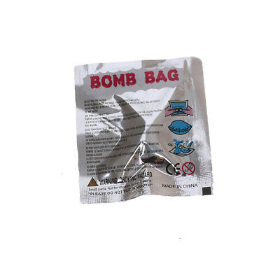 5X Funny Fart Bomb Bags Stink Bomb Smelly Funny Gags Practical Jokes Fool Toy VQ
