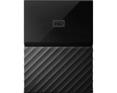 Wd My Passport 4Tb Externe Festplatte Hdd 2.5 Zoll Wd Security