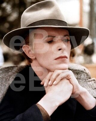 The Man Who Fell to Earth (1976) David Bowie 10x8 Photo
