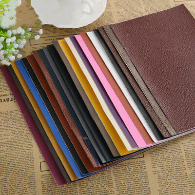 15*25cm Self Adhesive Faux Leather Fabric Sticker Cushion Repair Patches Crafts